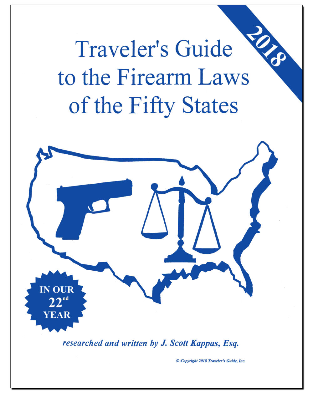 Travlers Guide to Firearm Laws